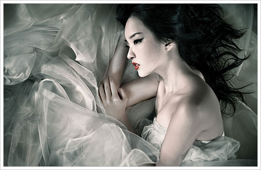 Zhang Jingna - A Day, a Lifetime