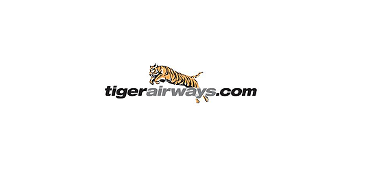 Flug Singapur Hongkong mit Tiger Airways