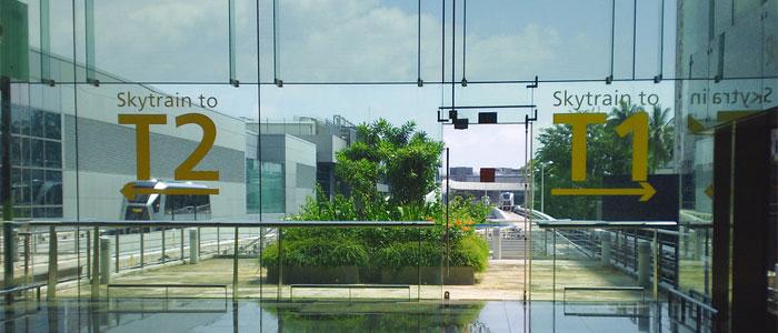 Flughafentransfer Singapur