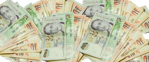 Geld Singapur